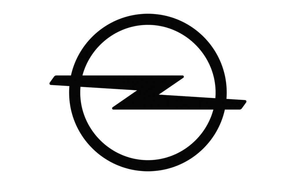 Opel bedrijfswagens logo