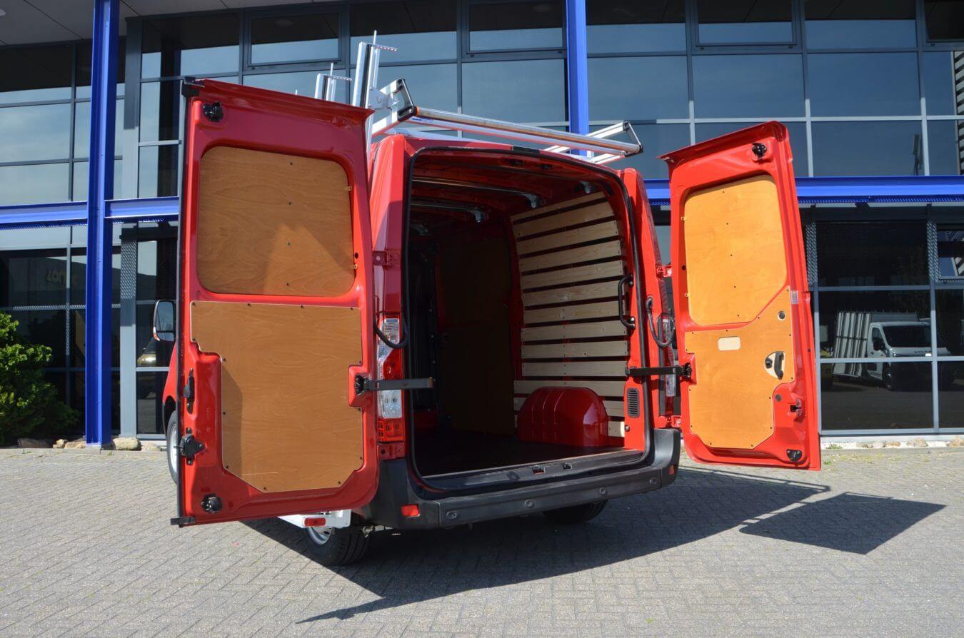 Opel bedrijfswagens binnenbetimmering