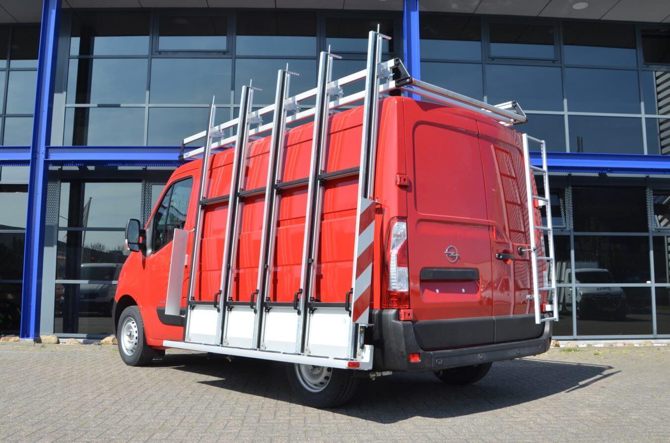 Opel bedrijfswagens euroborn glasrasteel movano
