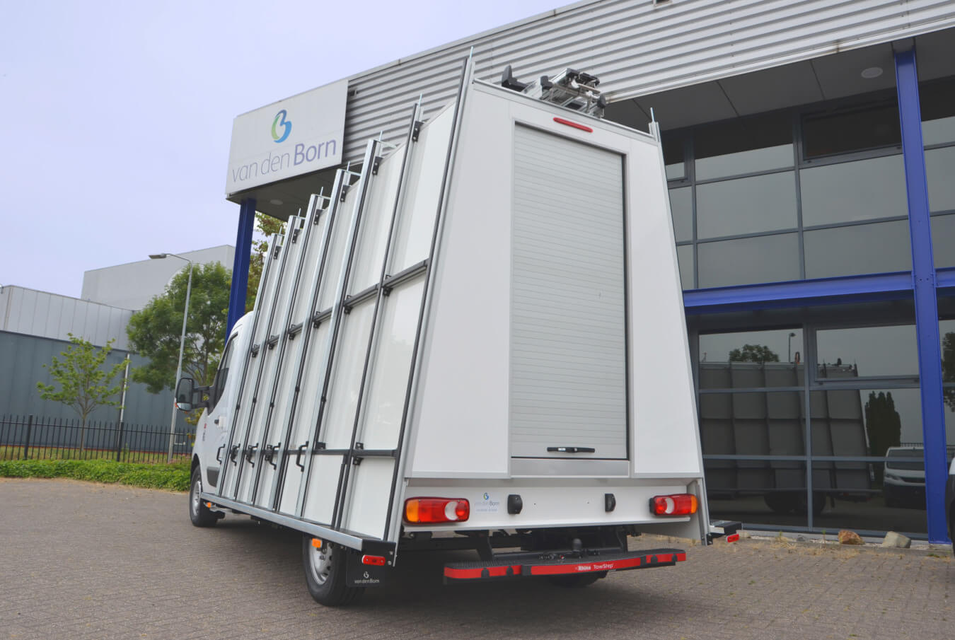 aluminium rolluik euroborn glasrasteel