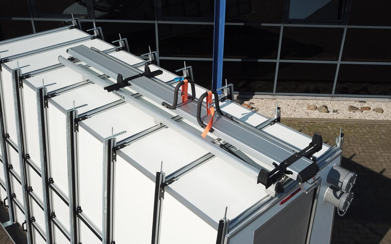 Gentili ladderopbergsysteem