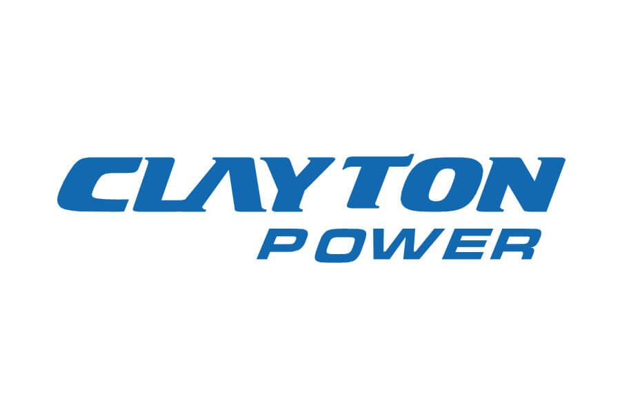 Clayton power logo