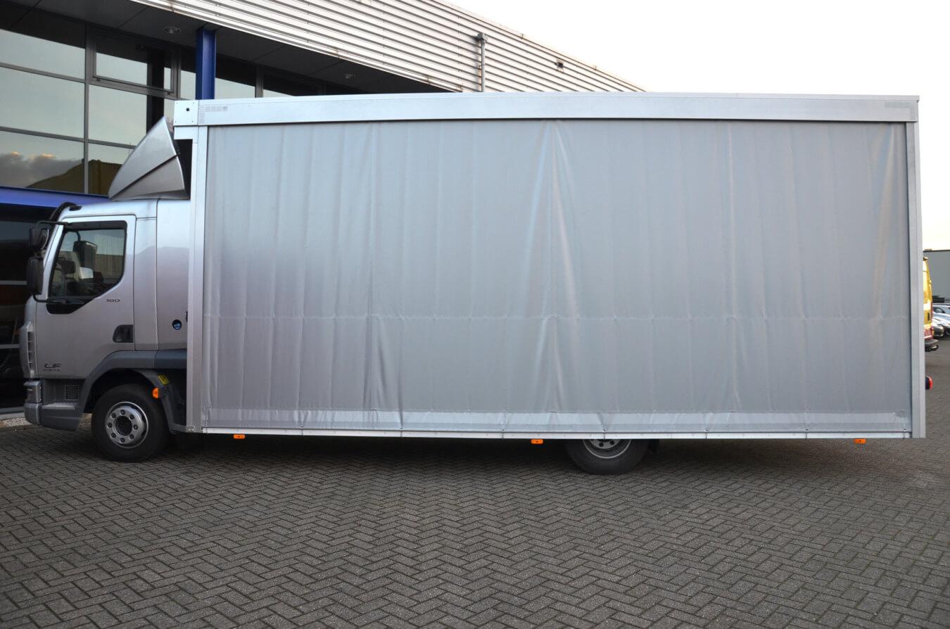 Euroborn vrachtwagen