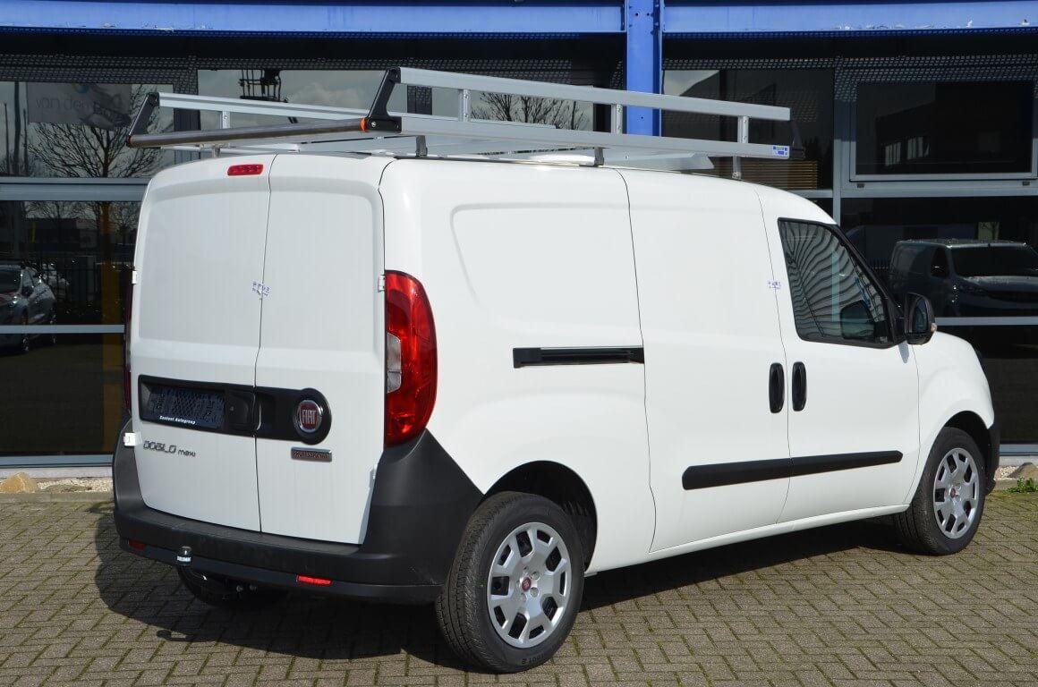 Fiat Doblo bedrijfswagen alu-top imperiaal