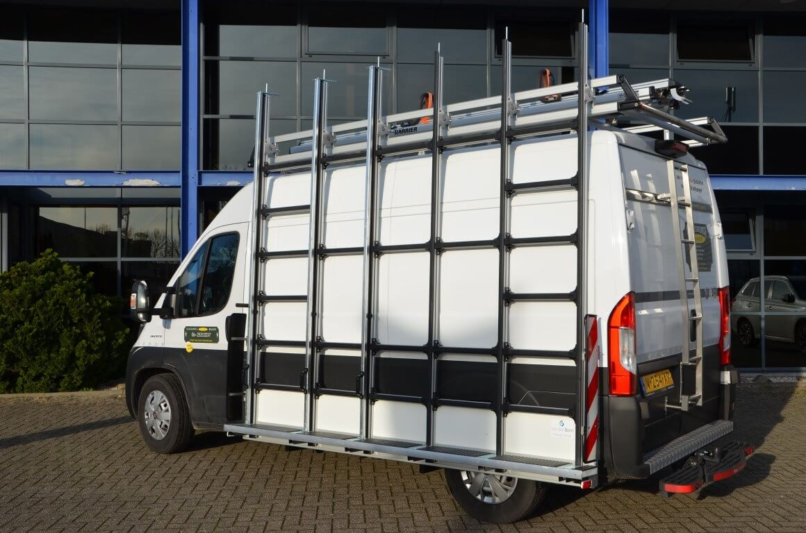 Fiat bedrijfswagen ducato euroborn glasrasteel