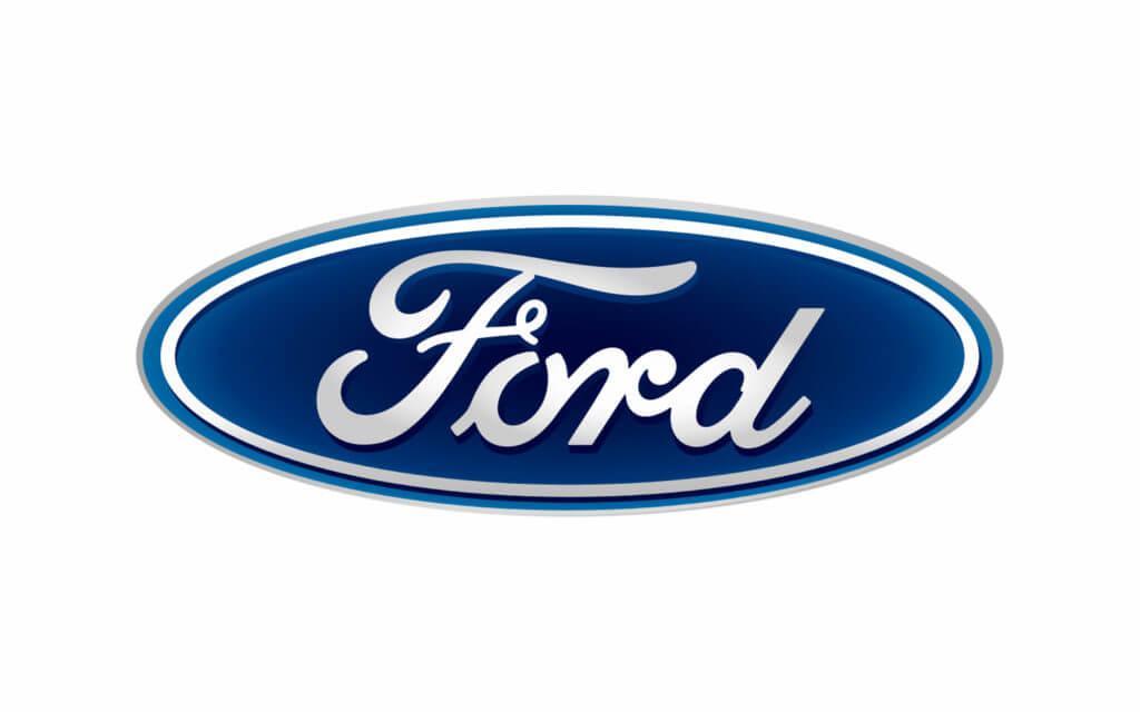 Ford bedrijfswagens logo