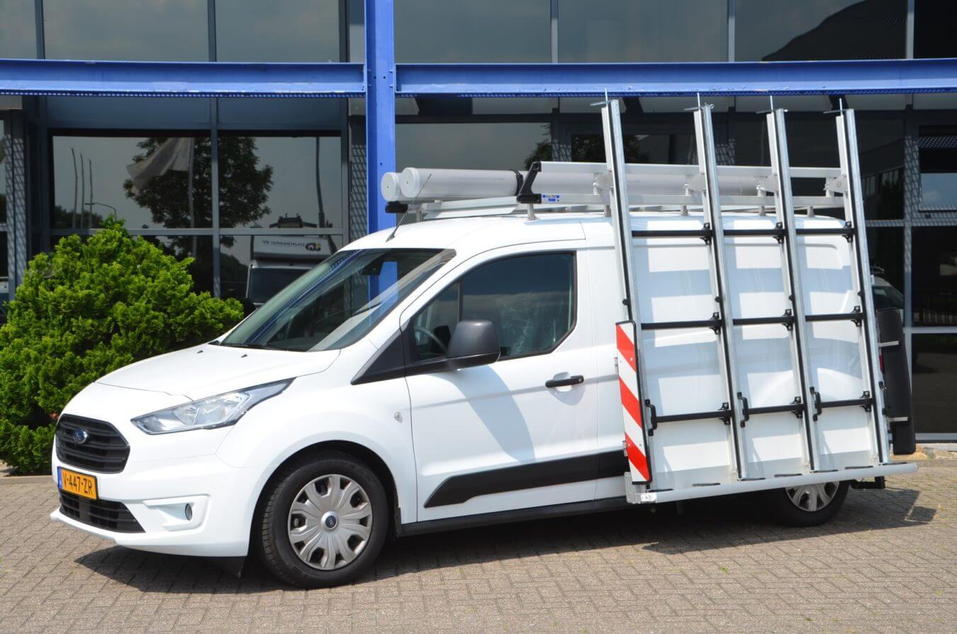 Ford bedrijfswagens euroborn glasrasteel