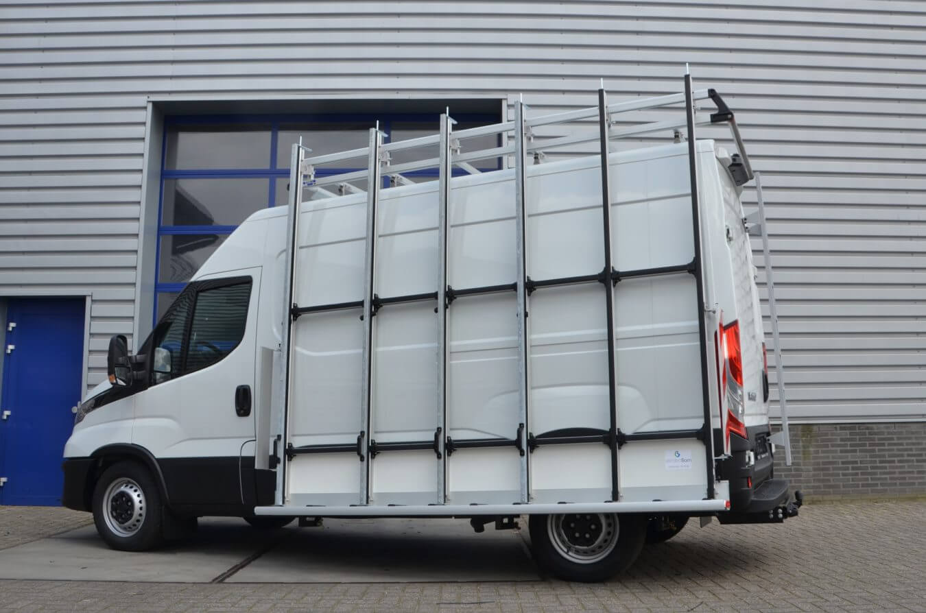 Iveco bedrijfswagens euroborn glasrasteel