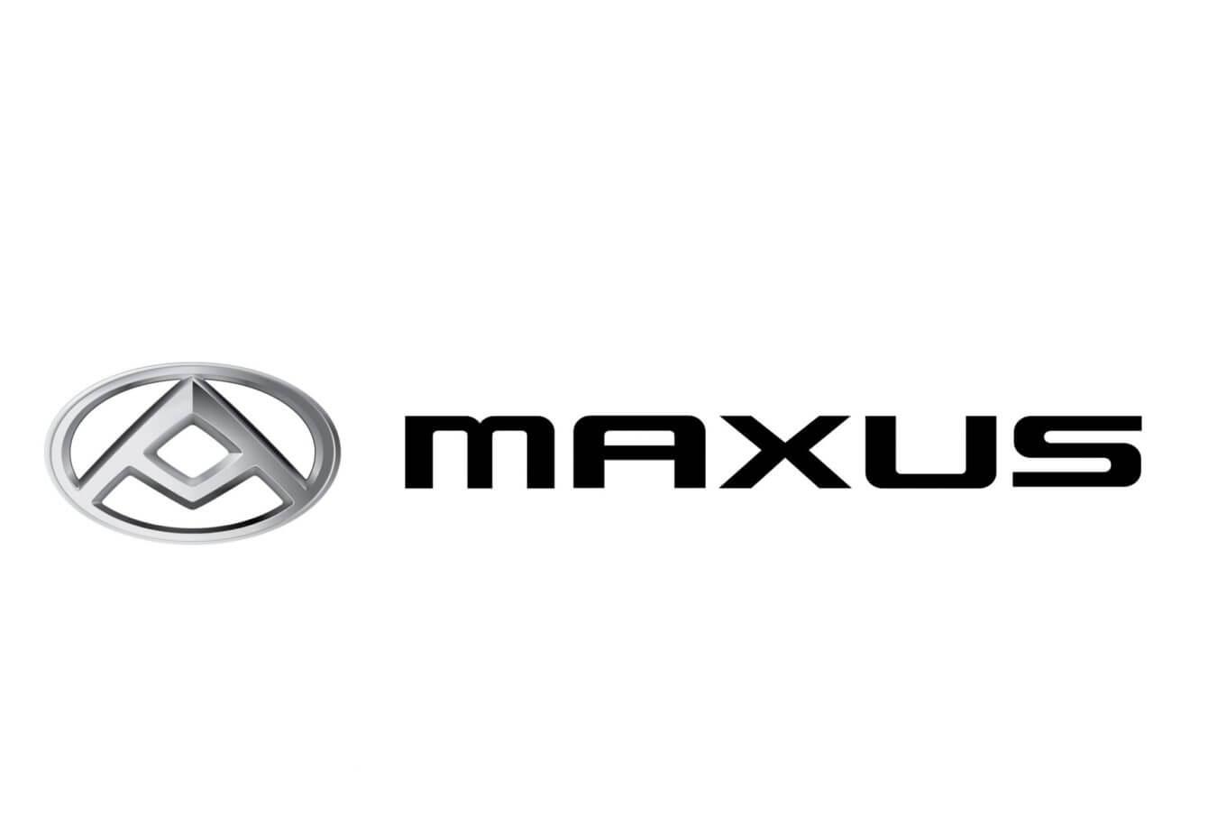 logo maxus elektrische voertuigen