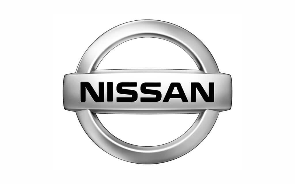 Nissan bedrijfswagens logo
