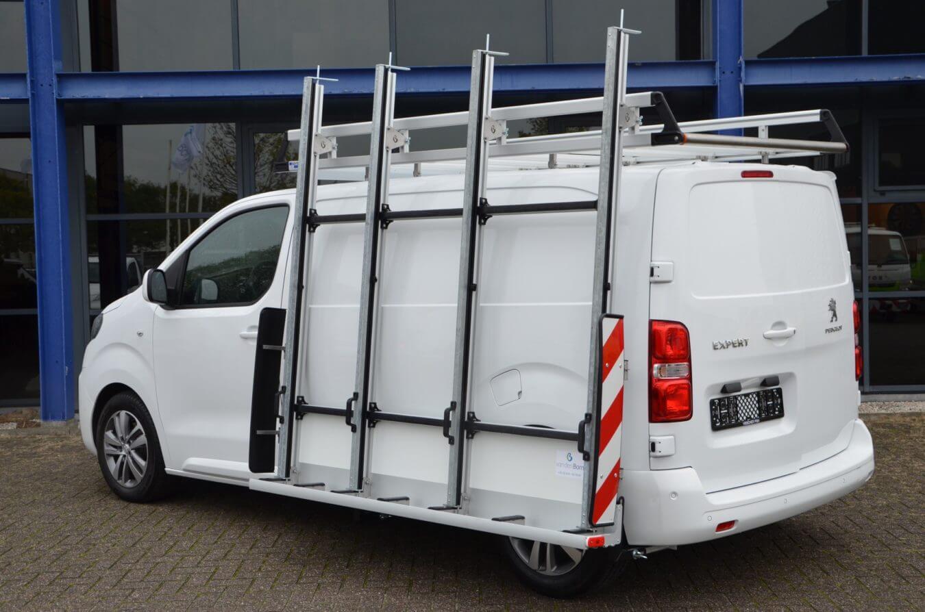 Peugeot bedrijfswagens expert euroborn glasrasteel