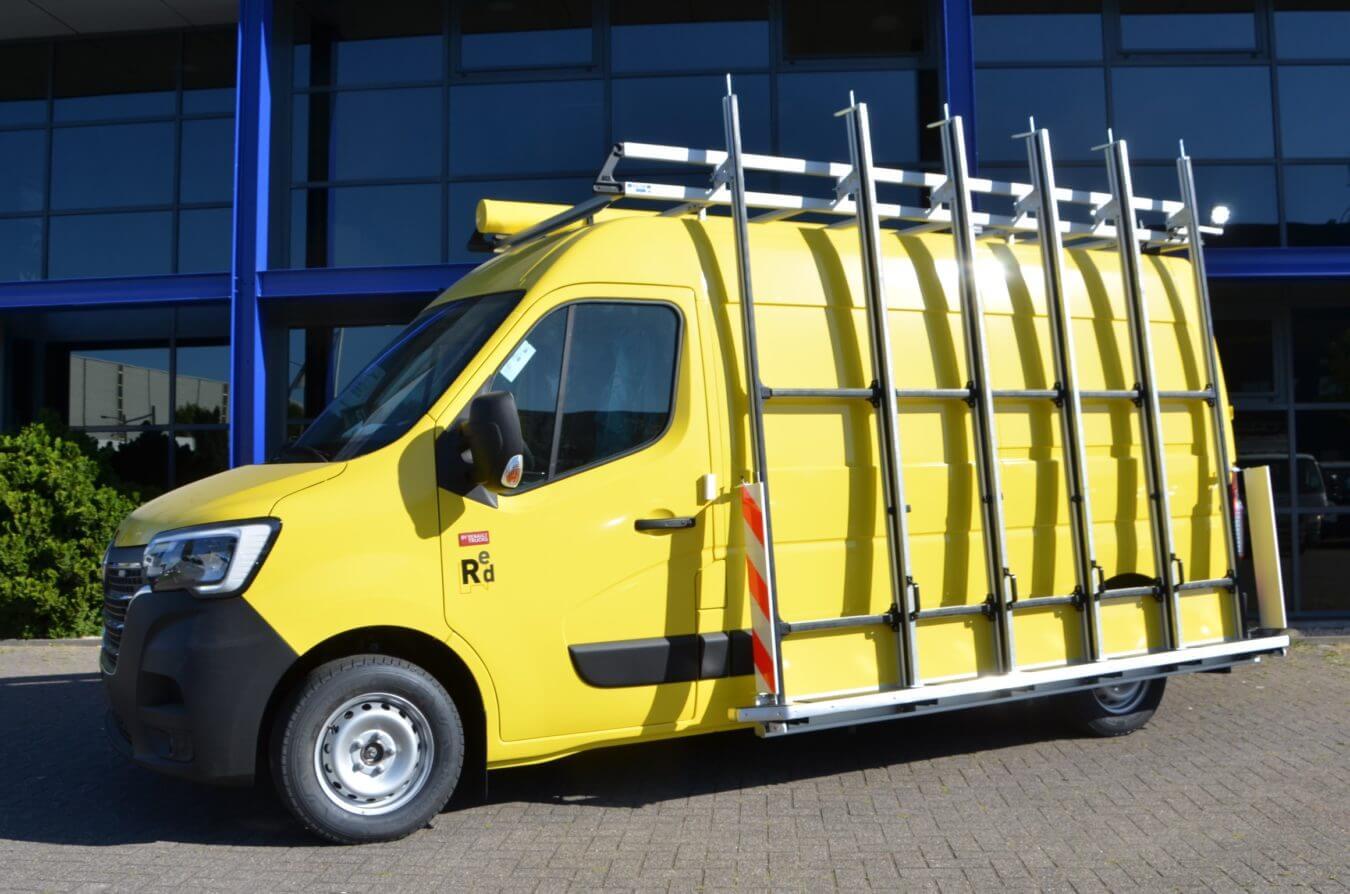 Renault bedrijfswagens master euroborn glasrasteel