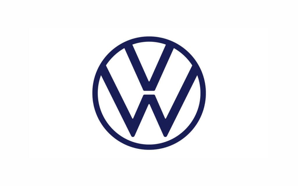 Volkswagen bedrijfswagens logo