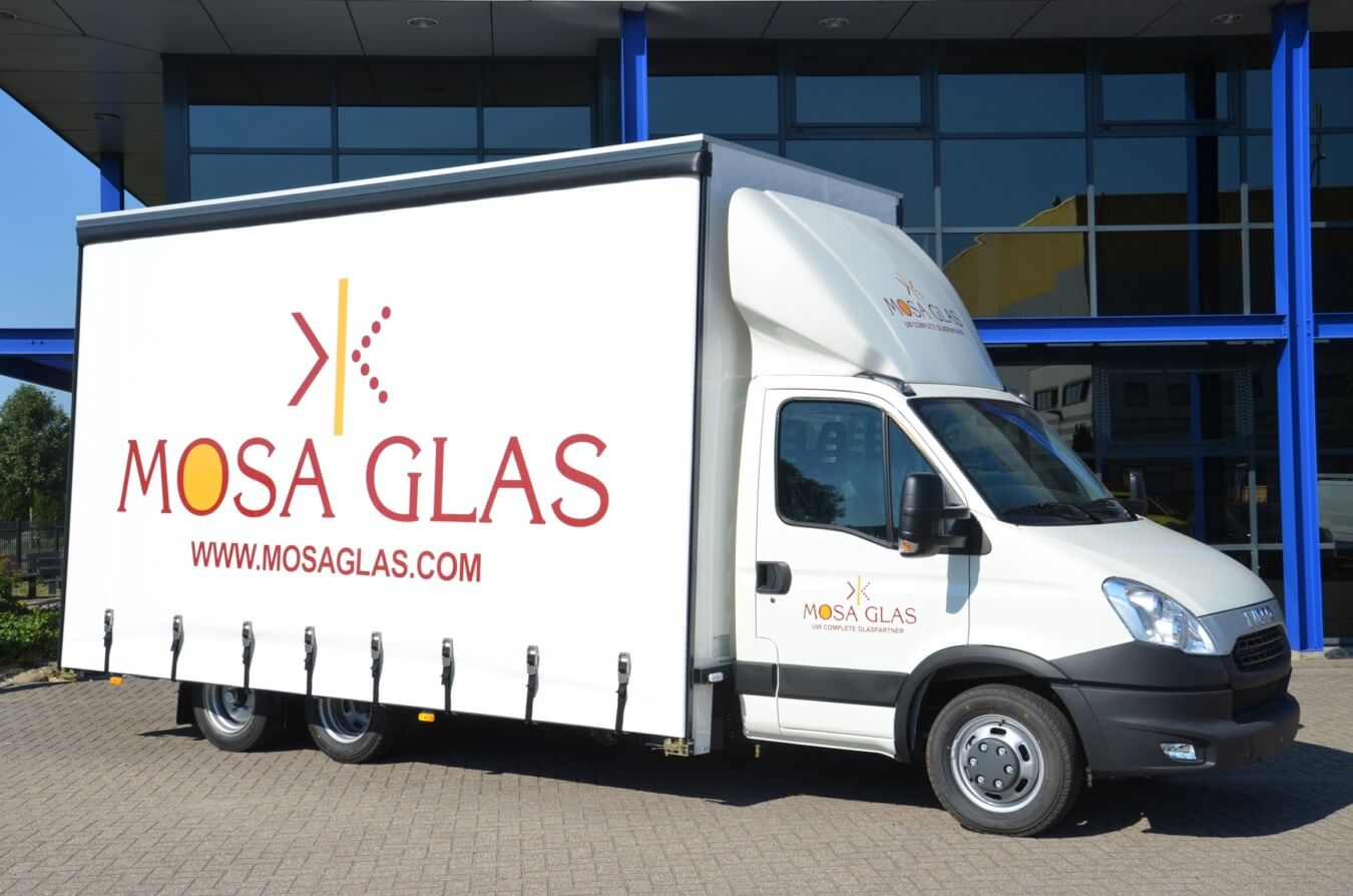 Be-combi Mosa Glas