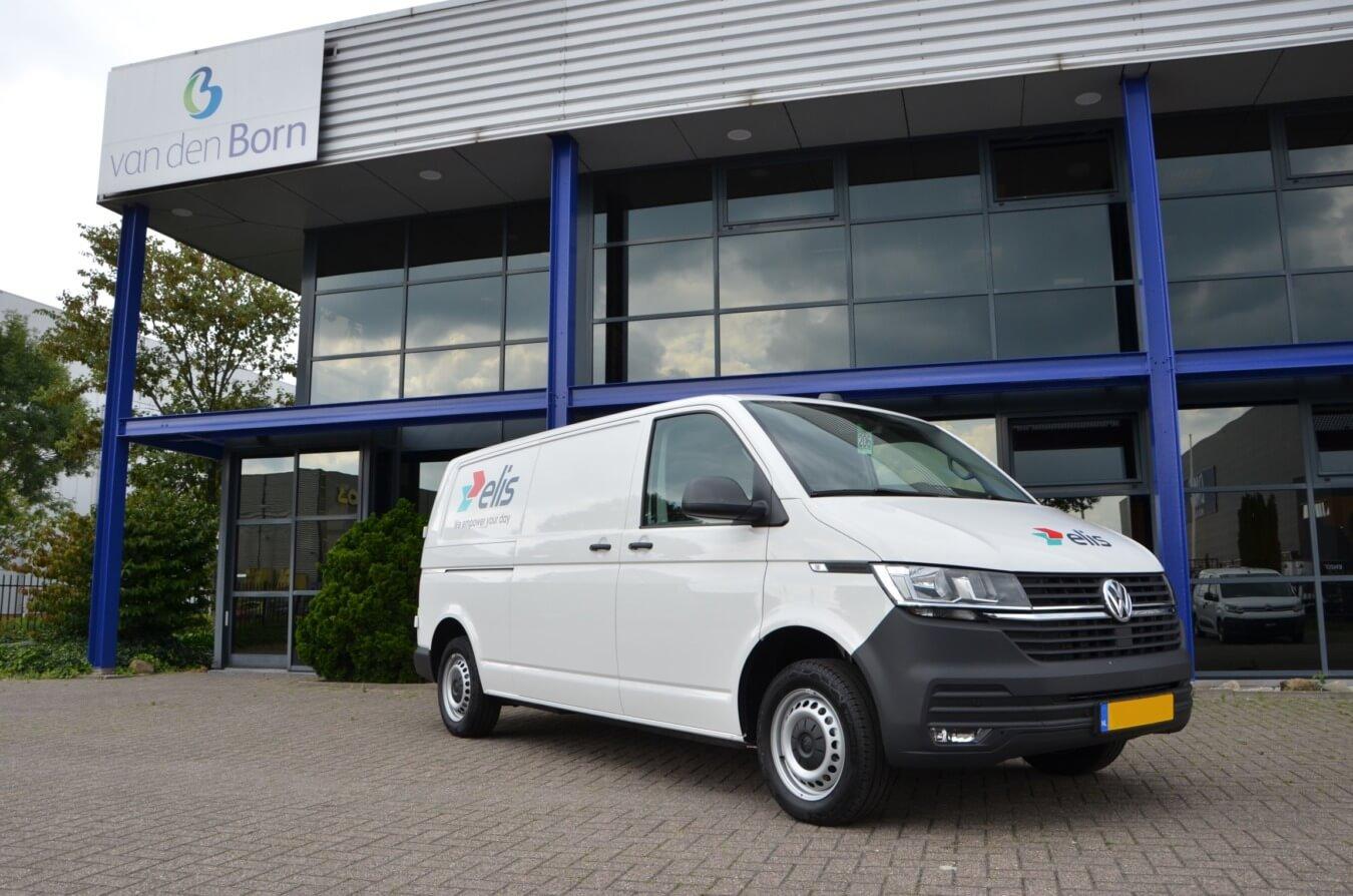 Elis Nederland Volkswagen Transporter bedrijfswagen
