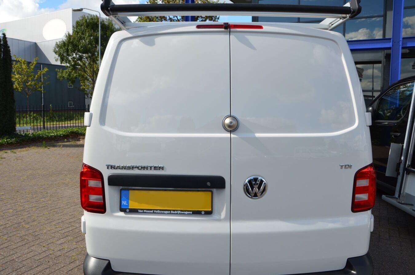 Laadruimtebeveiliging Volkswagen Transporter