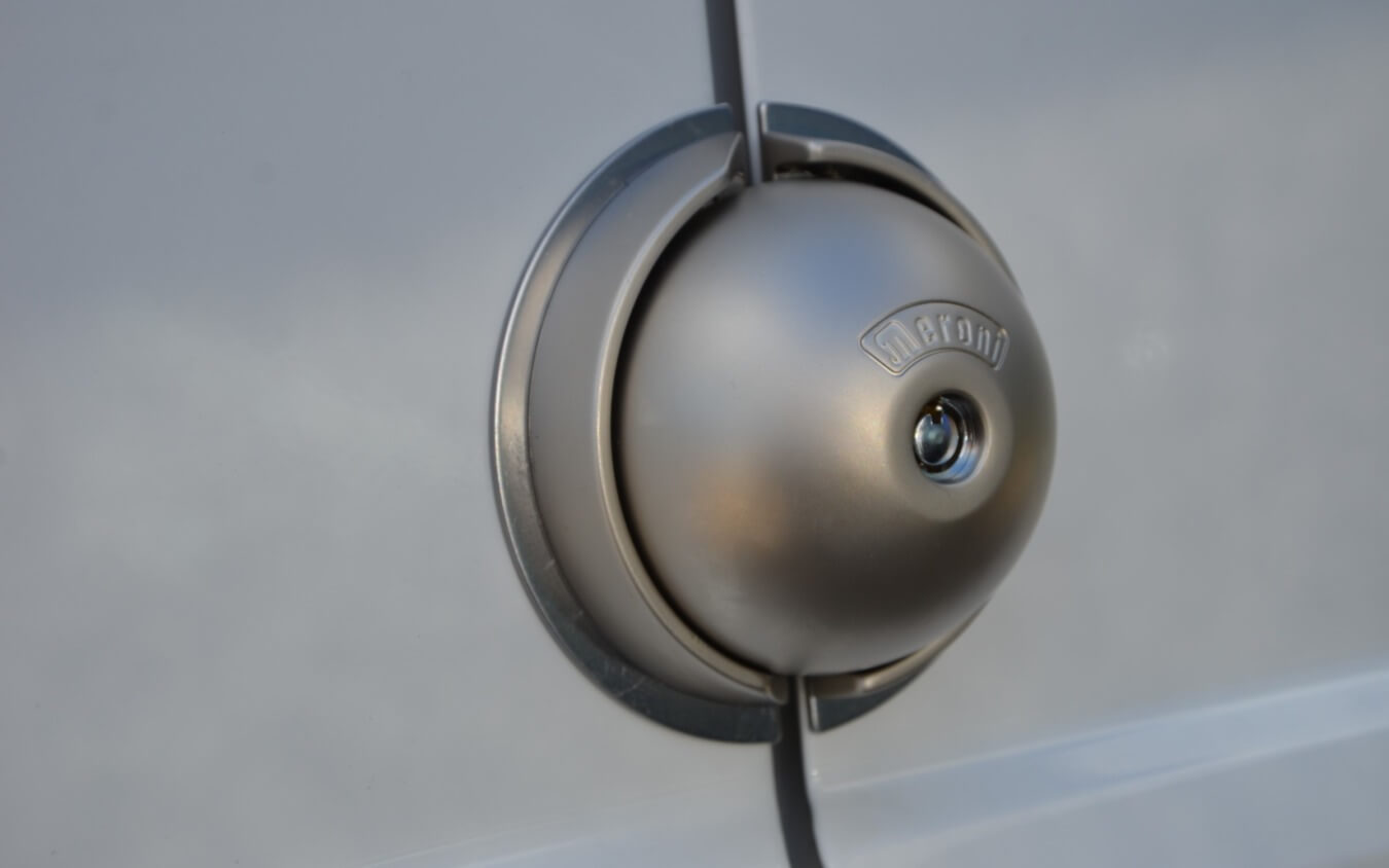 Meroni Ufo 3 slot laadruimte beveiliging
