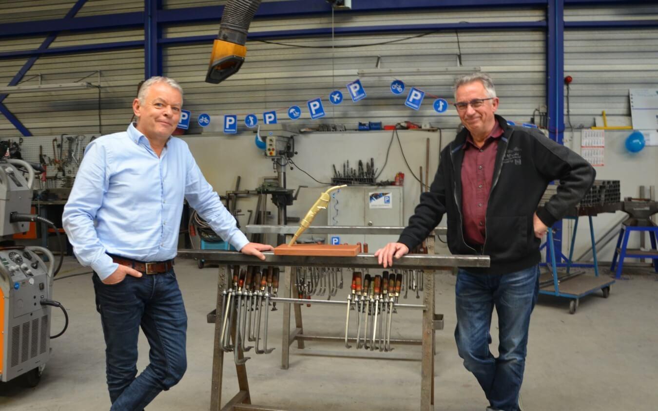 Johan Gommers en Mark van den Born