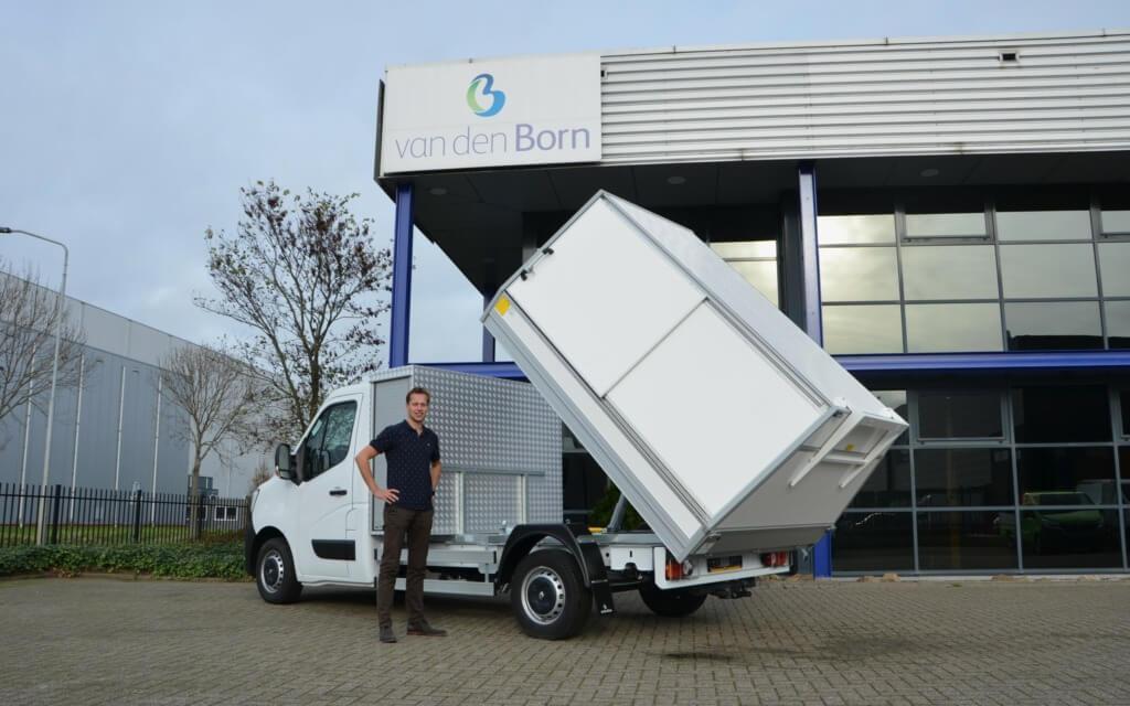 Jasper van Gennip accountmanager Van den Born